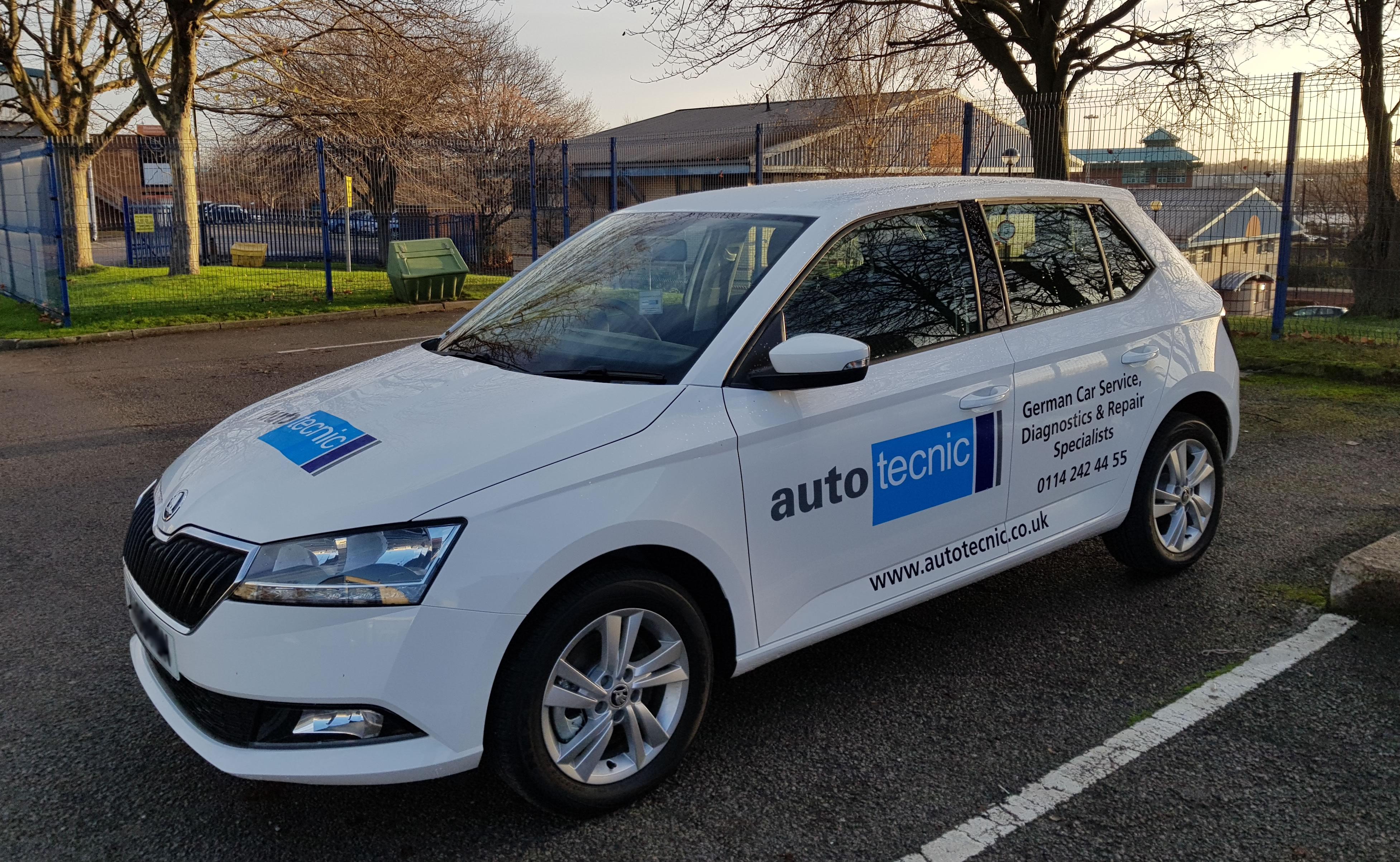 Autotecnic - Skodas - Loan Cars