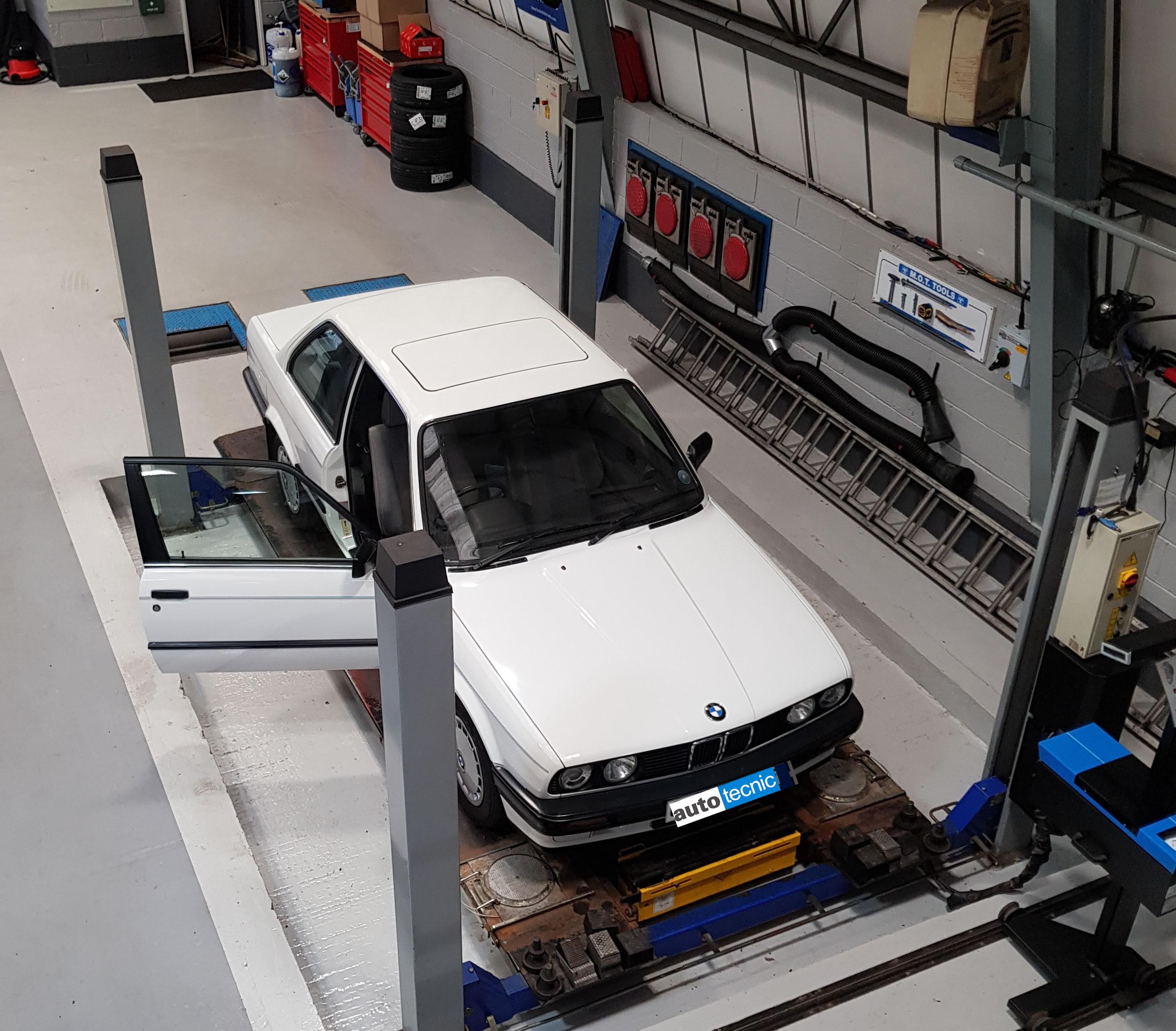 Classic BMW 3 Series Autotecnic