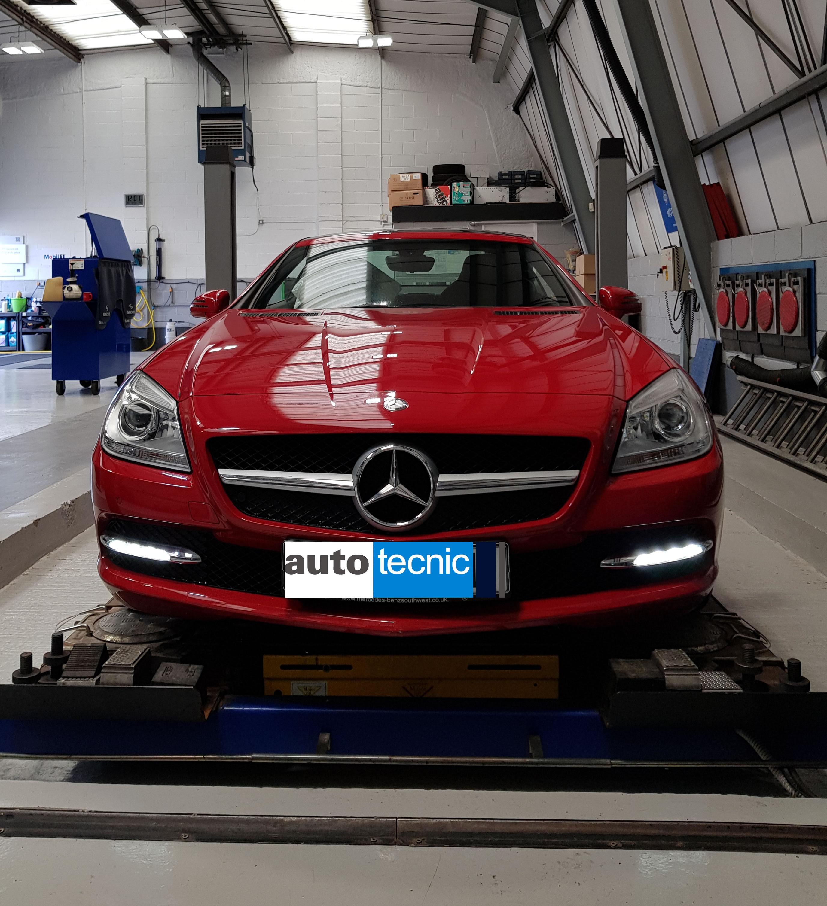 Mercedes SLK 250 CDi - Autotecnic
