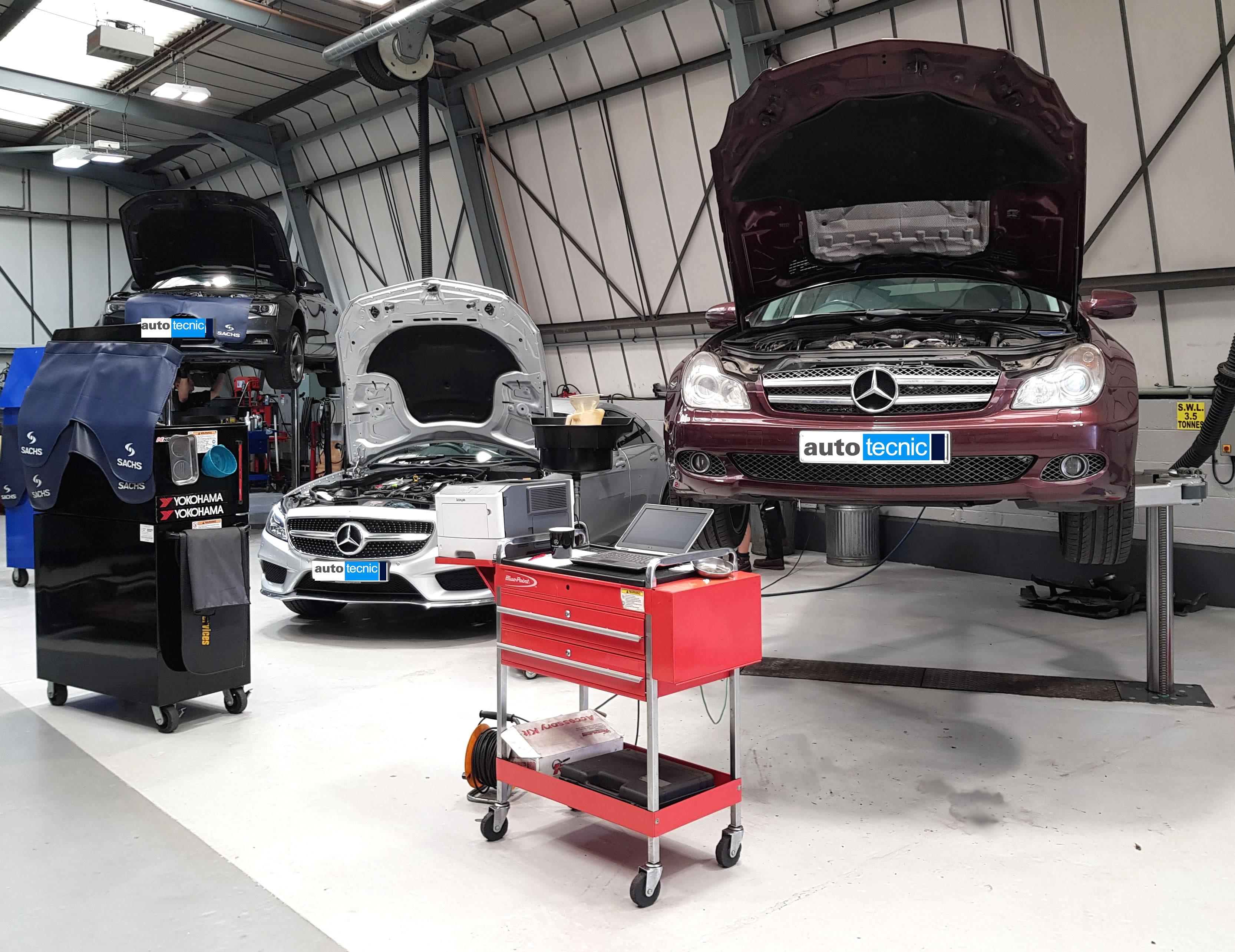 autoecnic - Mercededs Benz - Audi