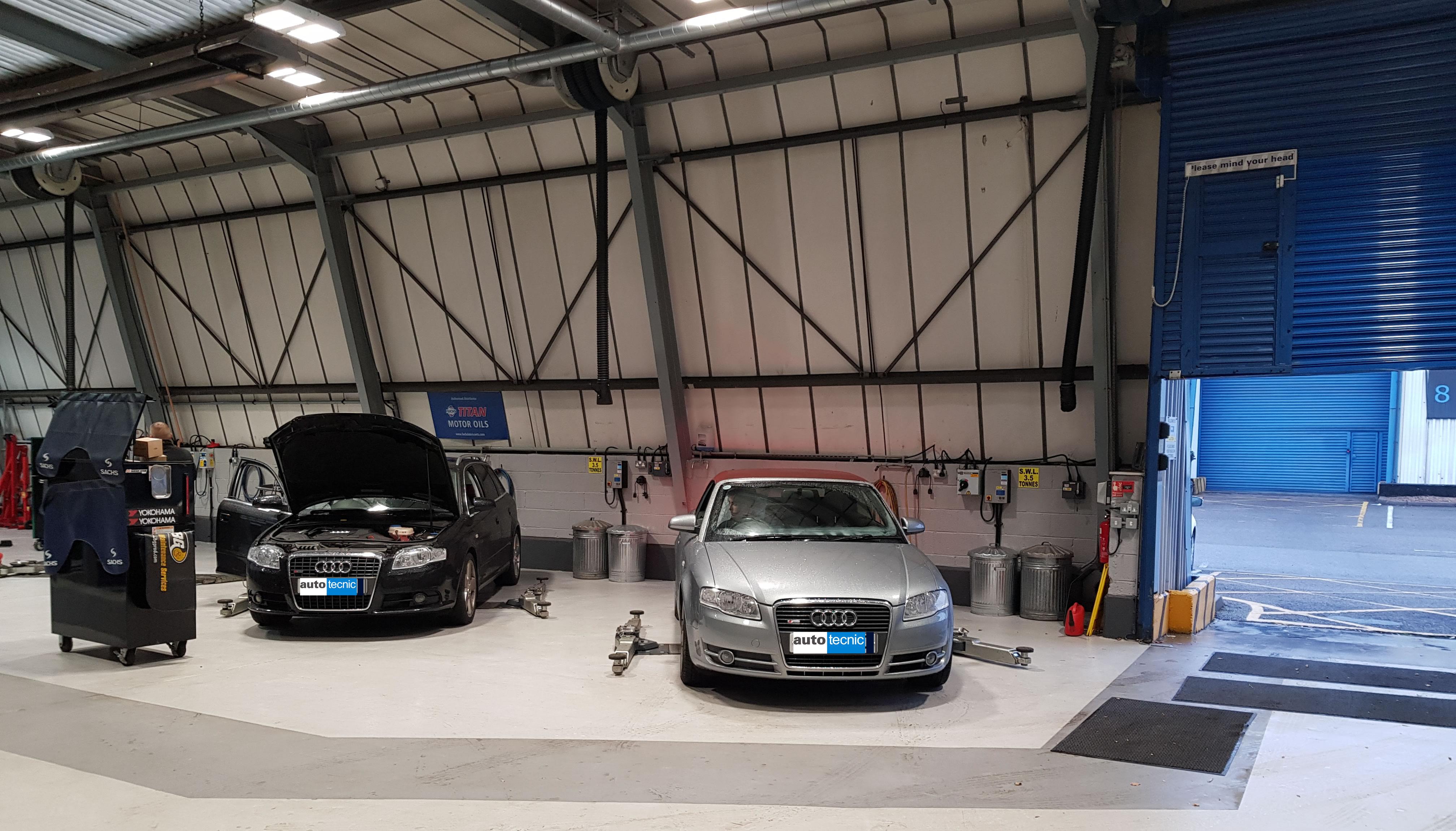 autotecmic - Audi Cabrioltet - Audi Avant