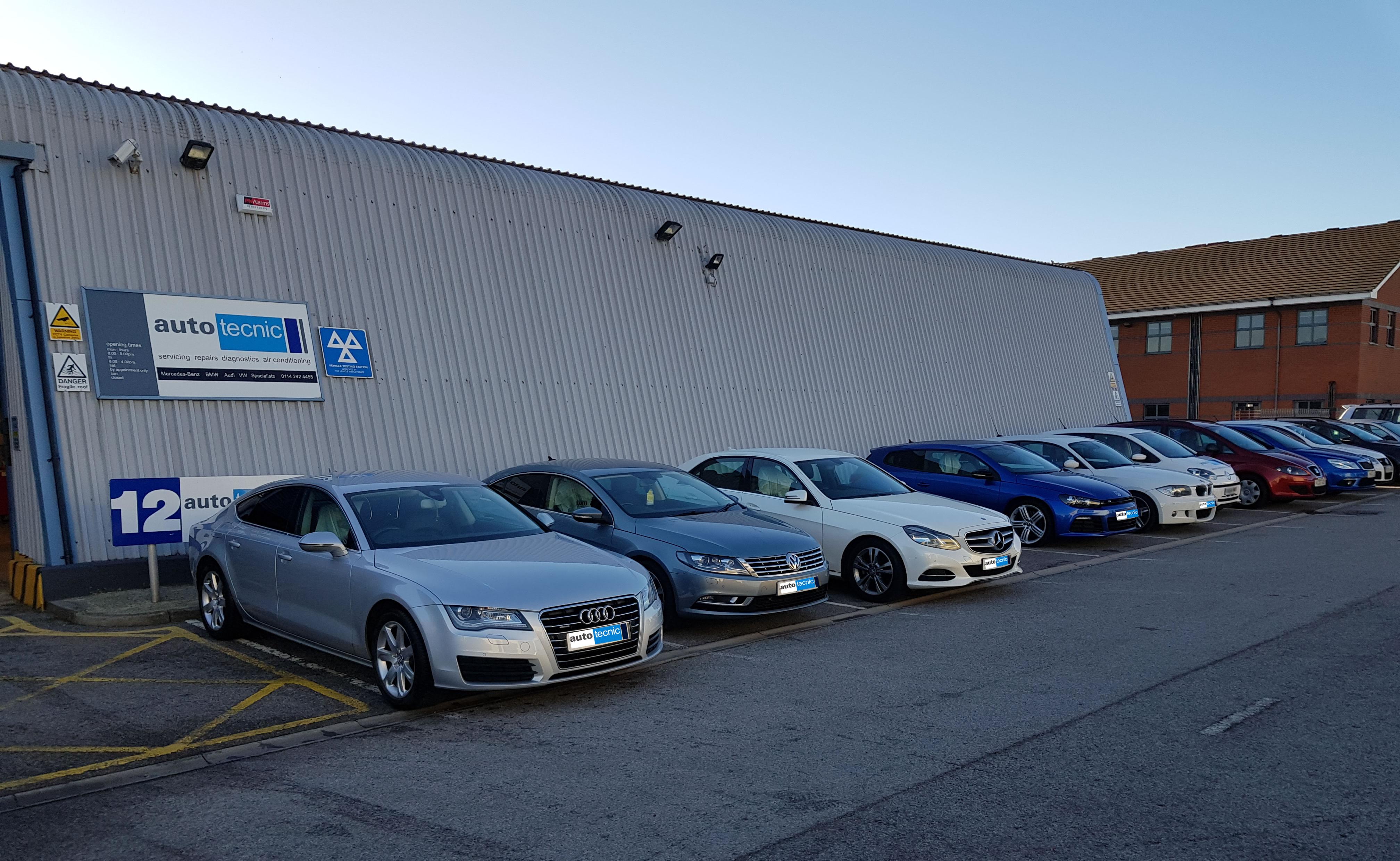 autotecnic- Audi A7 - VW Passsat - Mercedes E220 - VW Scirocco - BMW 1 Series