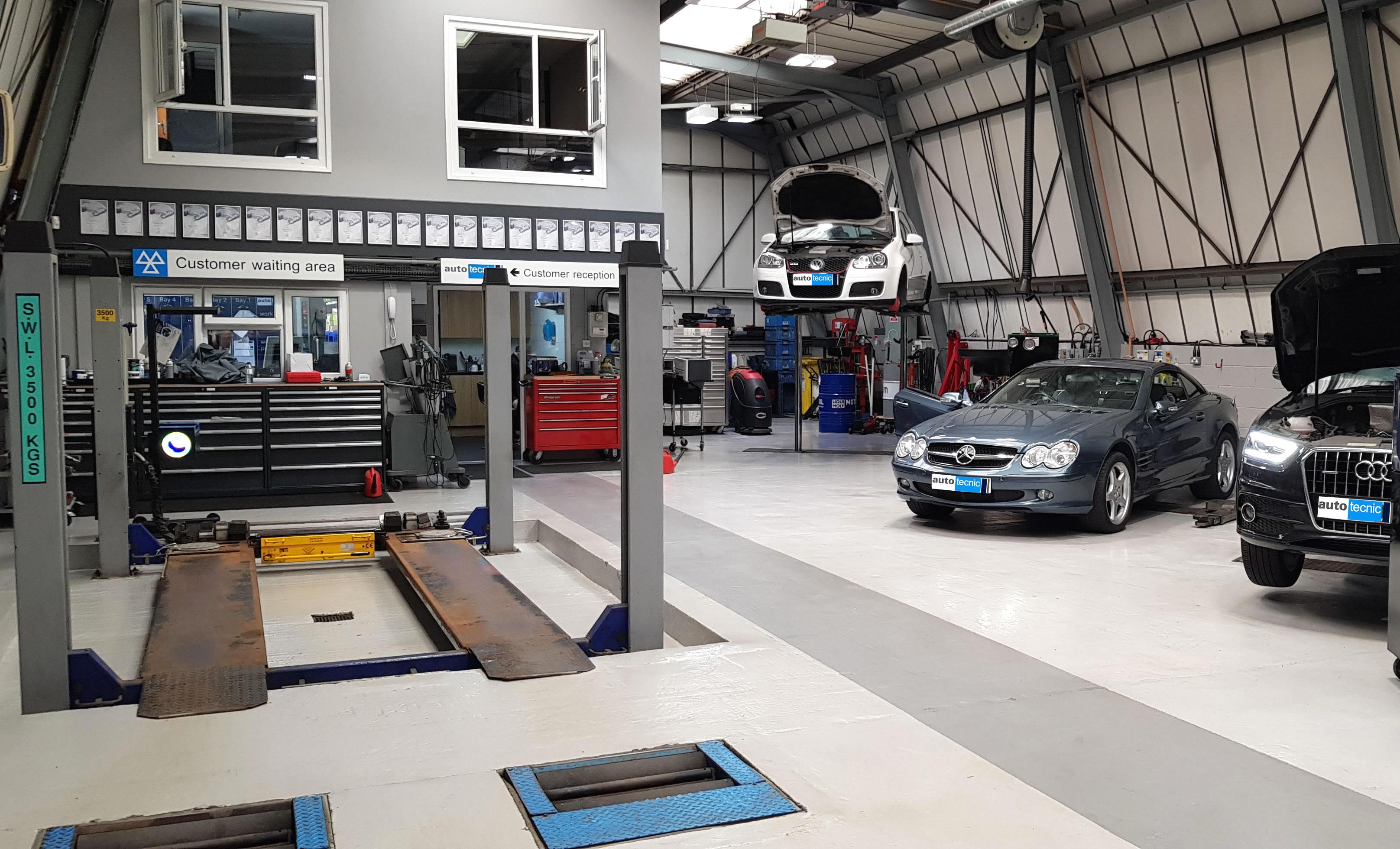 autotecnic - Audi - Mercedes - VW