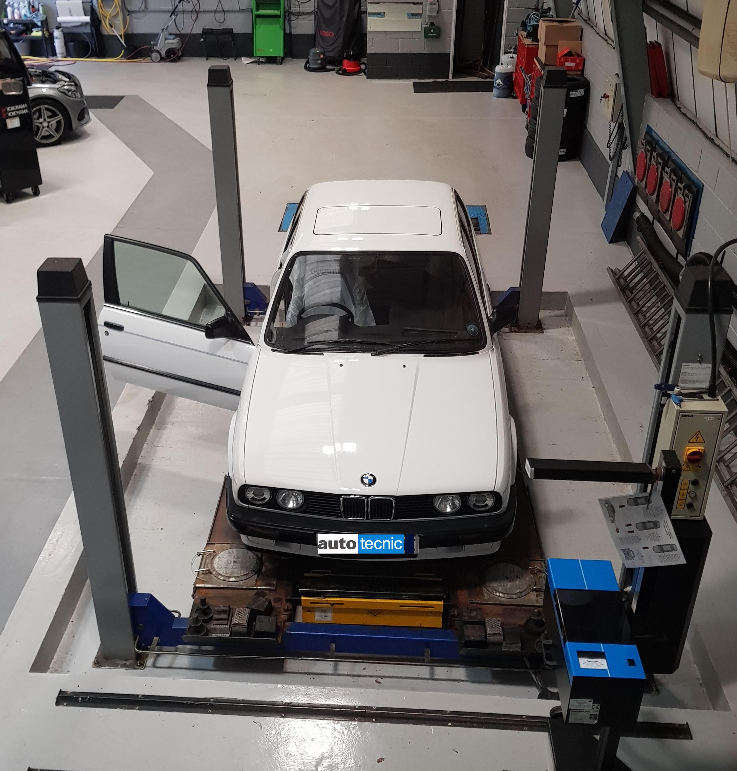 autotecnic - BMW 3 Series Classic