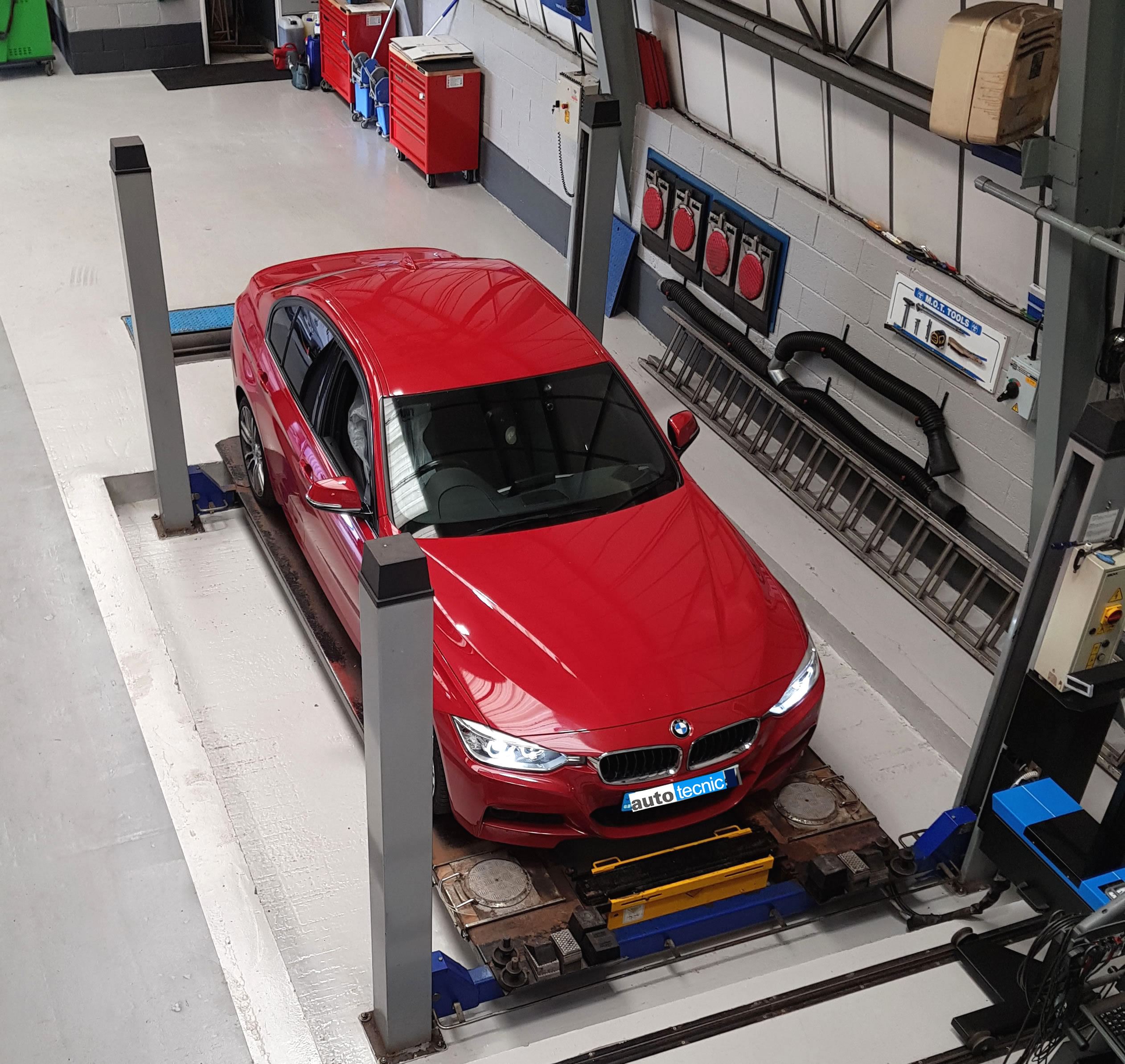 autotecnic - BMW 3 Series