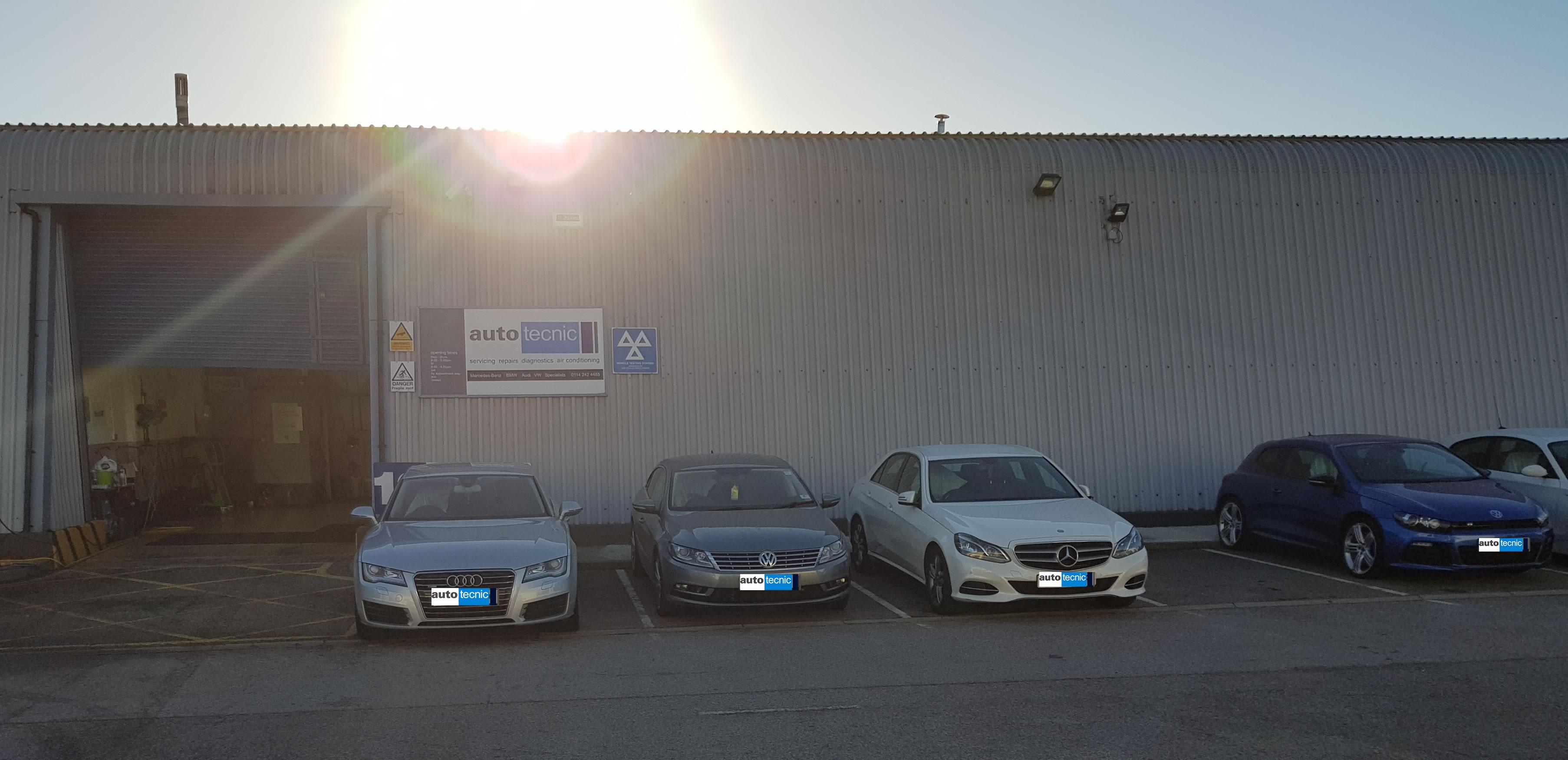 autotecnic - Garage - Audi - VW - Merecedes