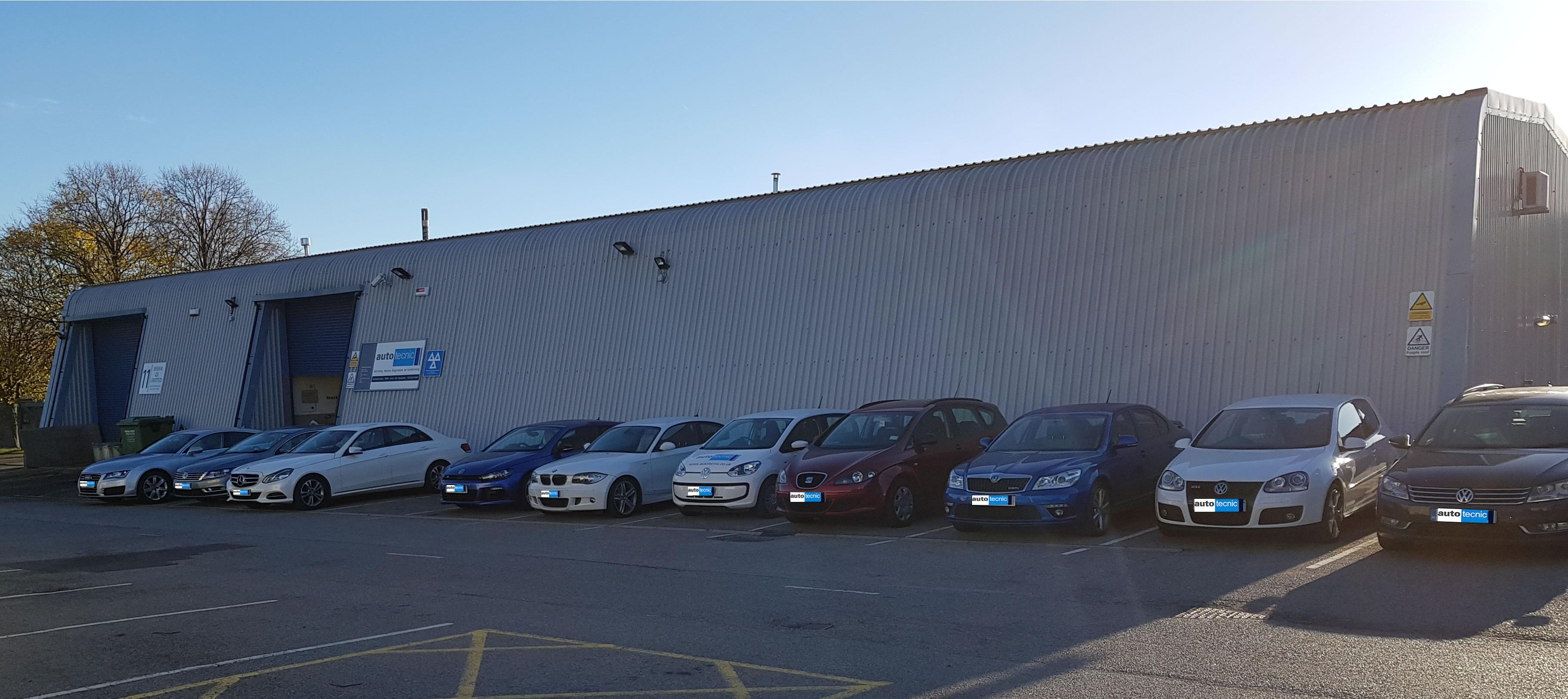 autotecnic - Garage - German Vehicles