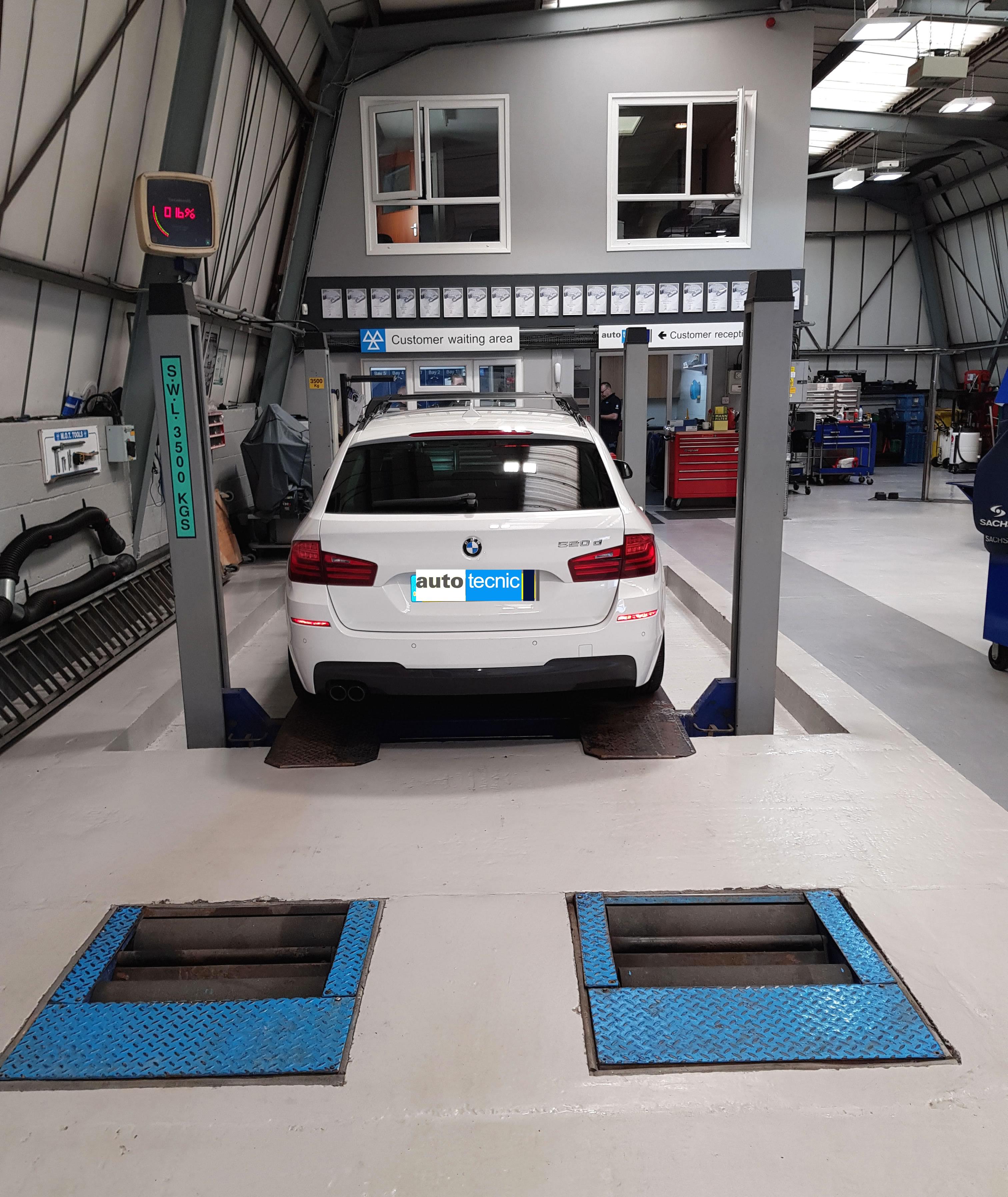 autotecnic - MOT - BMW