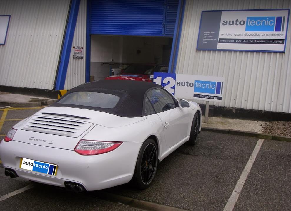 autotecnic - garage - Porsche Carrera S