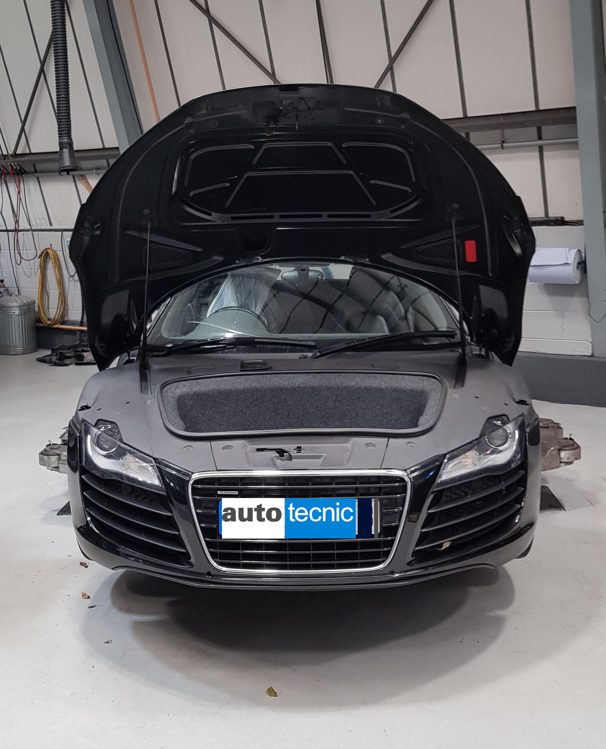 autotecnic - workshop - Audi R8