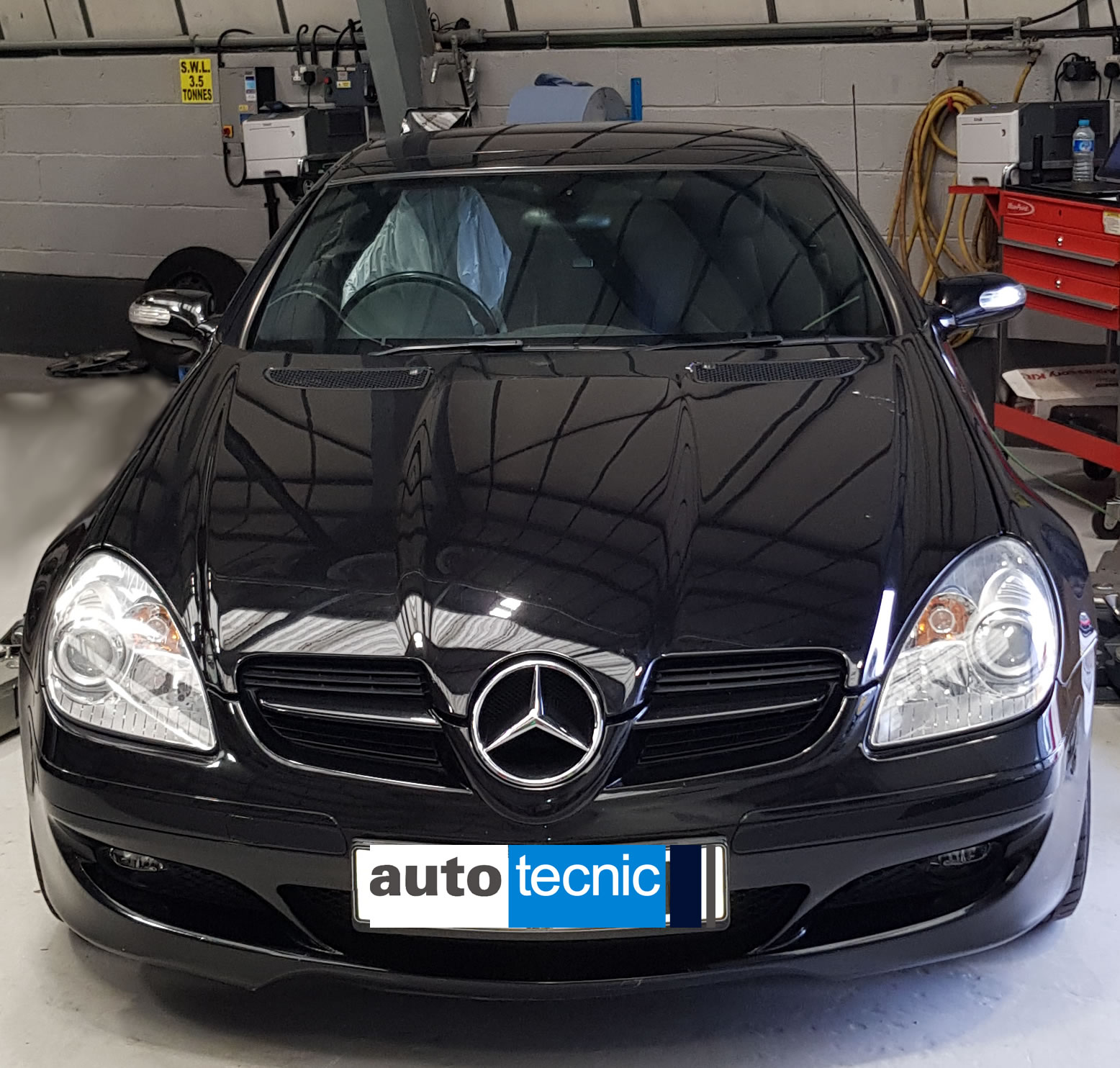 autotecnic - workshop - Mercedes