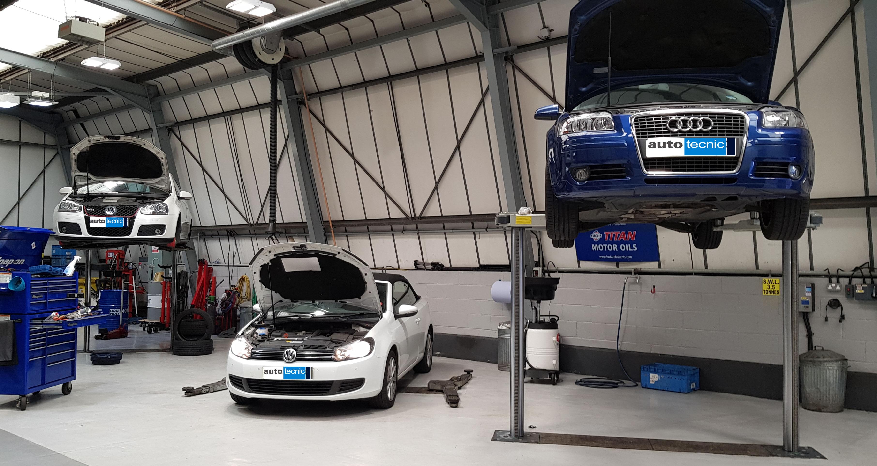 autotecnic - workshop - VW - Audi