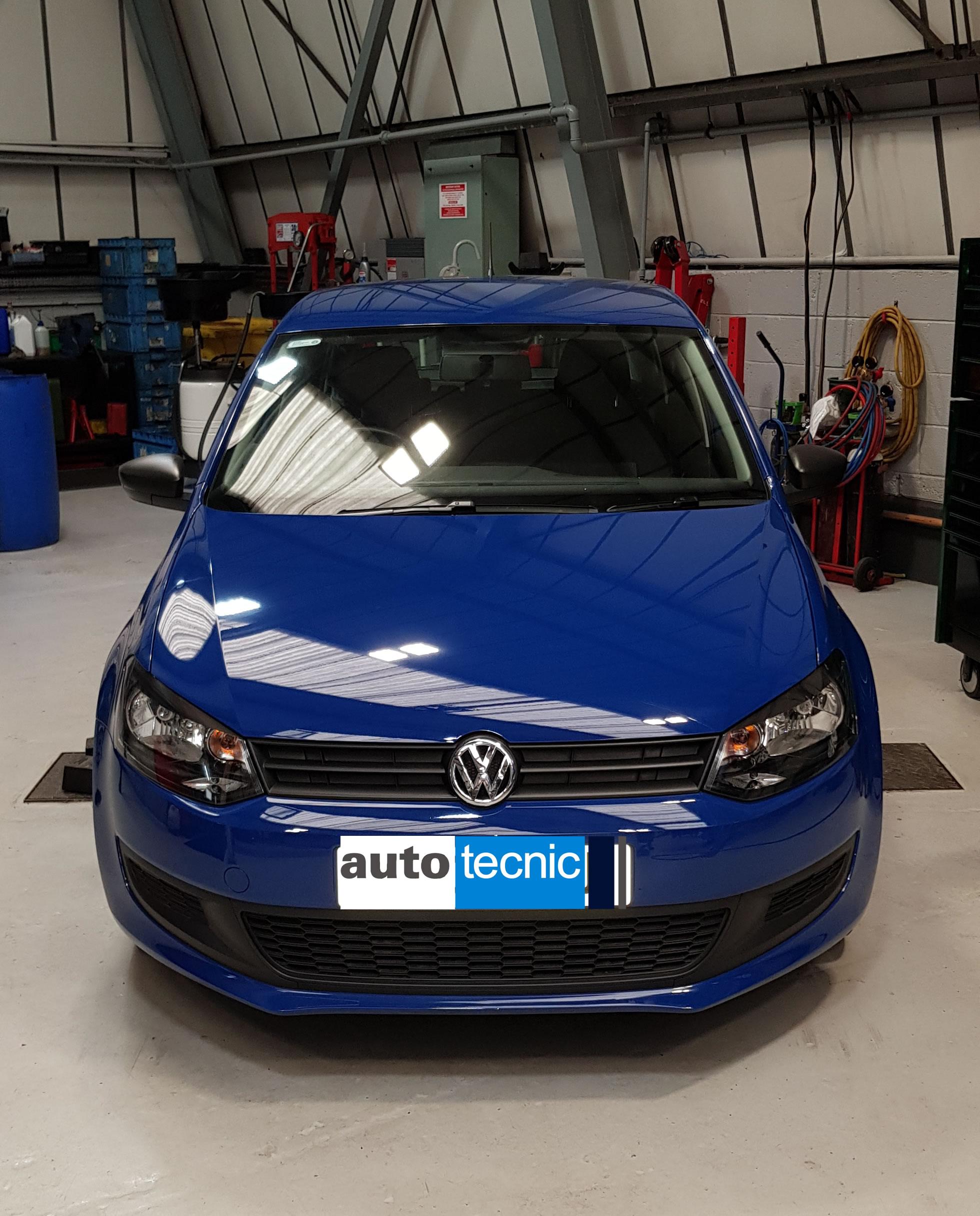 autotecnic - workshop - VW Polo