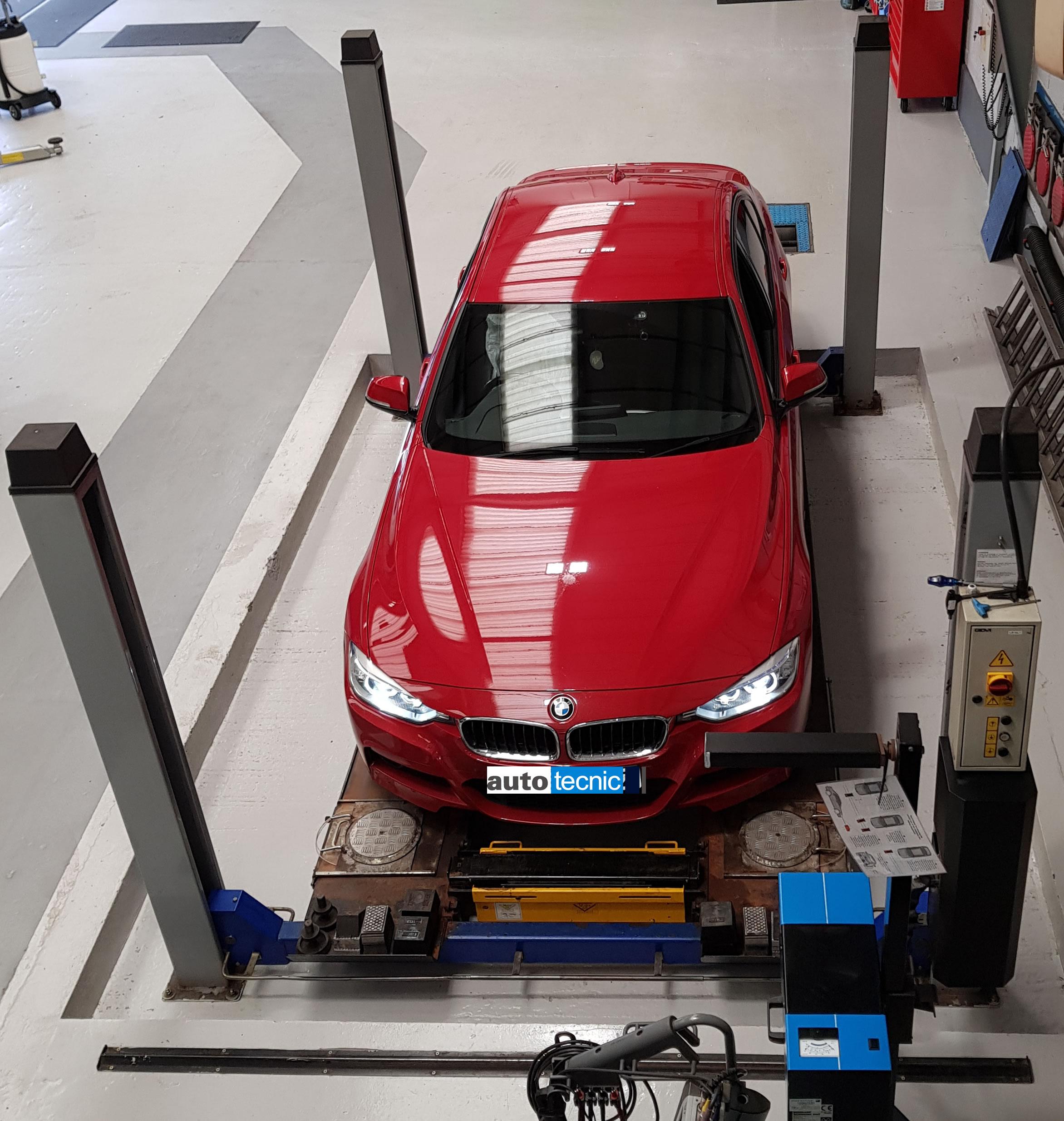 autotecnic - worlshop - BMW 3 Series