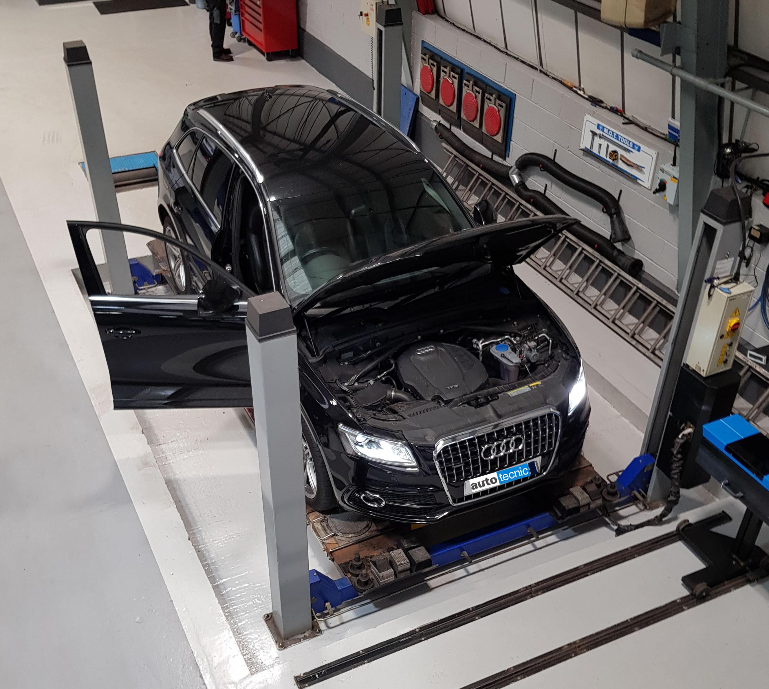 autotecnmic - Audi Q5