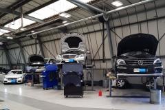 Mercedes - VW - Autotecnic