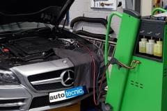 Mercedes - autotecnic - Air Con Re-gas