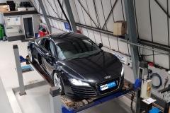 autotecnic - Audi R8 - MOT Ramp
