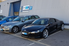 autotecnic - Mercedes E Class Estate - Audi R8
