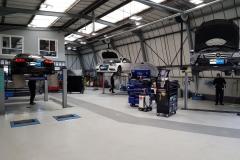autotecnic - Sheffield - Audi A8 - Audi A4 - Mercedes C Class