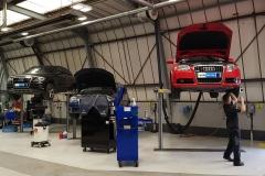 autotecnic - workshop - Audi