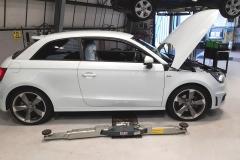autotecnic - workshop - Audi A1