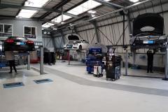 autotecnic - workshop - Audi - Mercedes