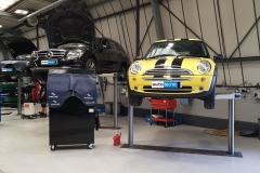 autotecnic - workshop - BMW - Mini - Mercedes