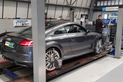 autotecnic - workshop - Laser Wheel Alignment