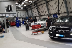 autotecnic - workshop - Mercdes - Skoda - Porsche