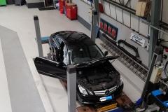 autotecnic - workshop - Mercedes MOT