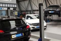 autotecnic - workshop - VW Scirocco - Mercedes - BMW