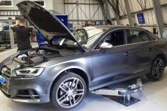 autotecnic - workshop - audi quattro