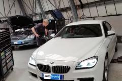 autotecnic - workshop- bmw - mercedes