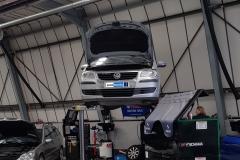 autotecnic - workshop - mercedes- vw