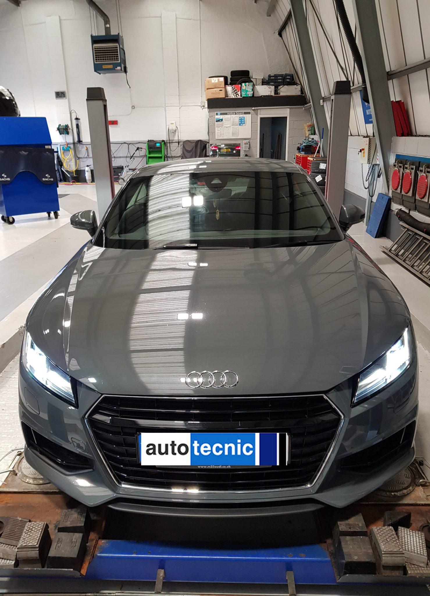 Audi Servicing - Audi