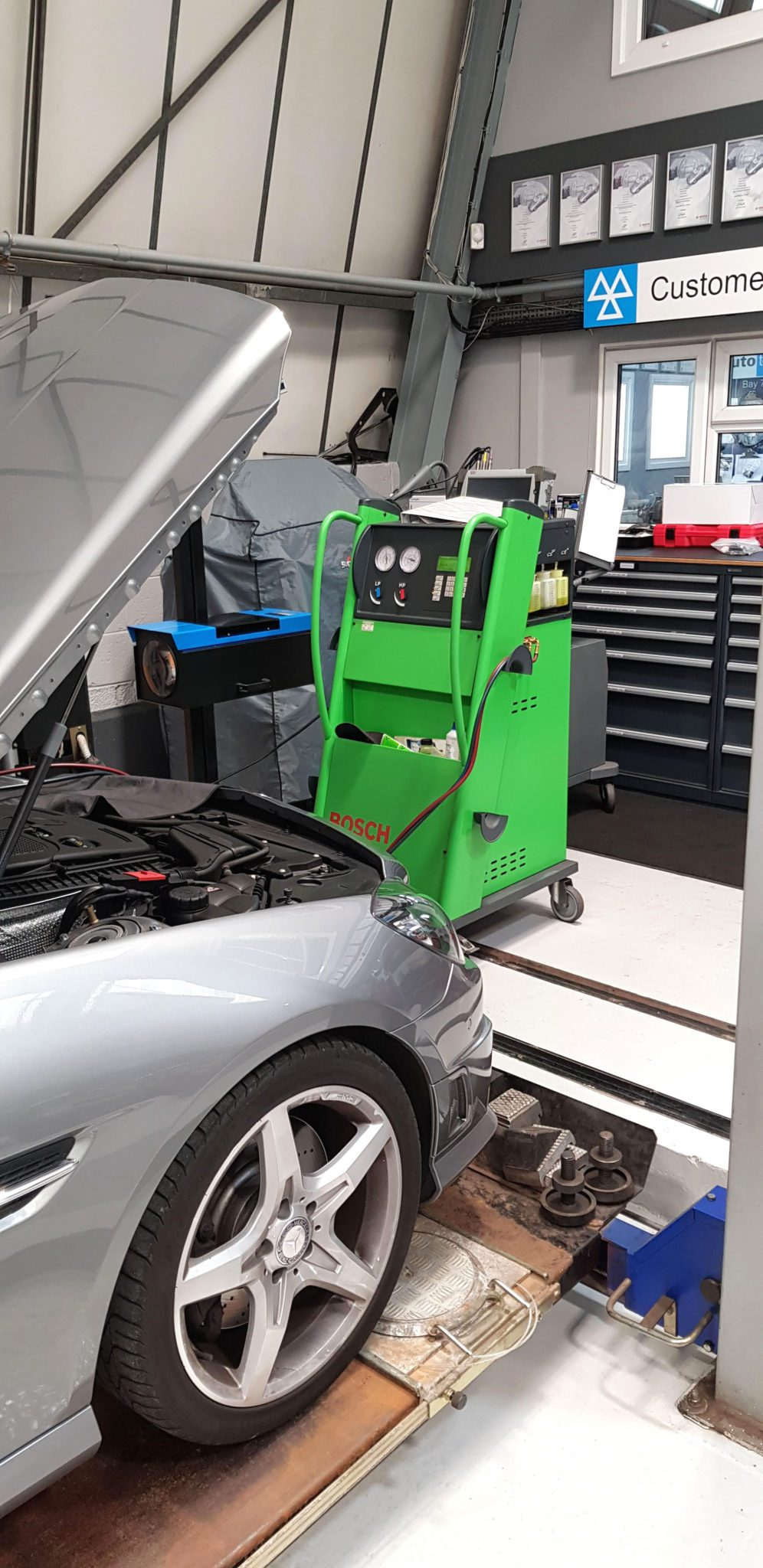 Air Conditioning - Audi | BMW | Mercedes | Seat | Skoda | VW