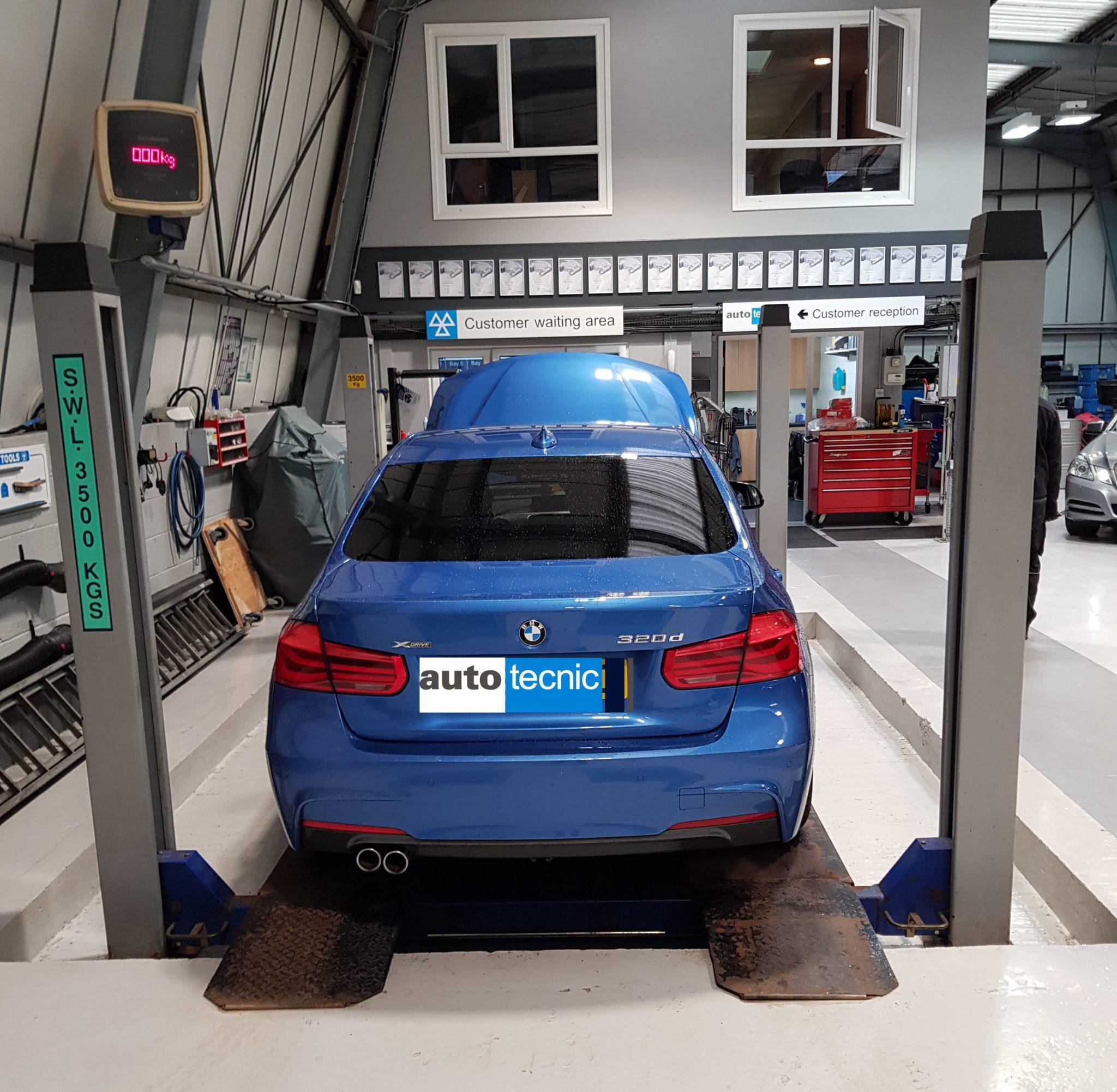 Shop While We MOT - Audi | BMW | Mercedes | Seat | Skoda ...