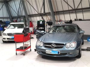 autotecnic - Mercedes Diagnostics